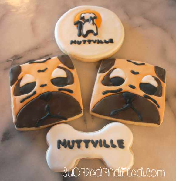 Muttville Sugar Cookies