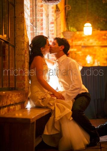 Carondelet House Wedding | SugaredAndIced.com