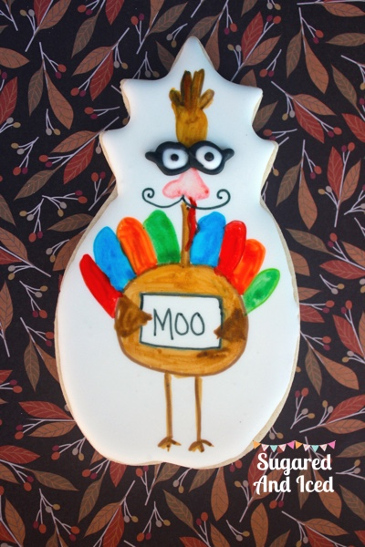 Thanksgiving Turkey in Disguise