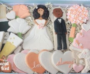 Wedding Cookies | SugaredAndIced.com