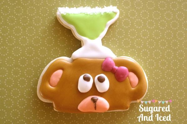 Margarita sugar cookies | SugaredAndIced.com