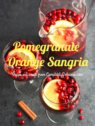 Holiday Cocktails | SugaredAndIced.com
