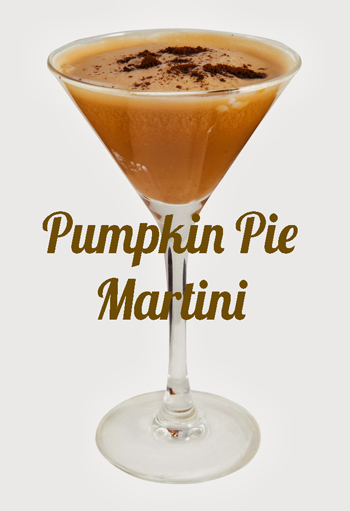 Thanksgiving Cocktails | SugaredAndIced.com