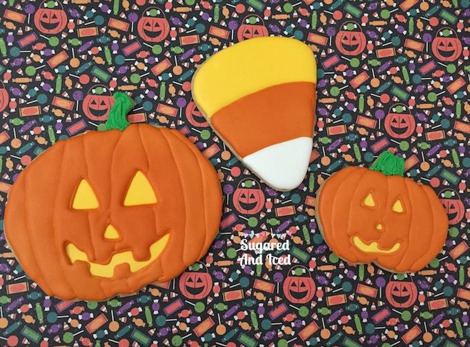 Halloween Cookies 2016!